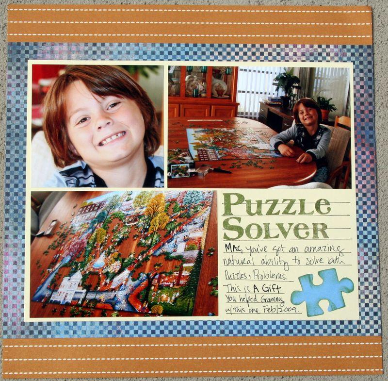 Puzzlesolver
