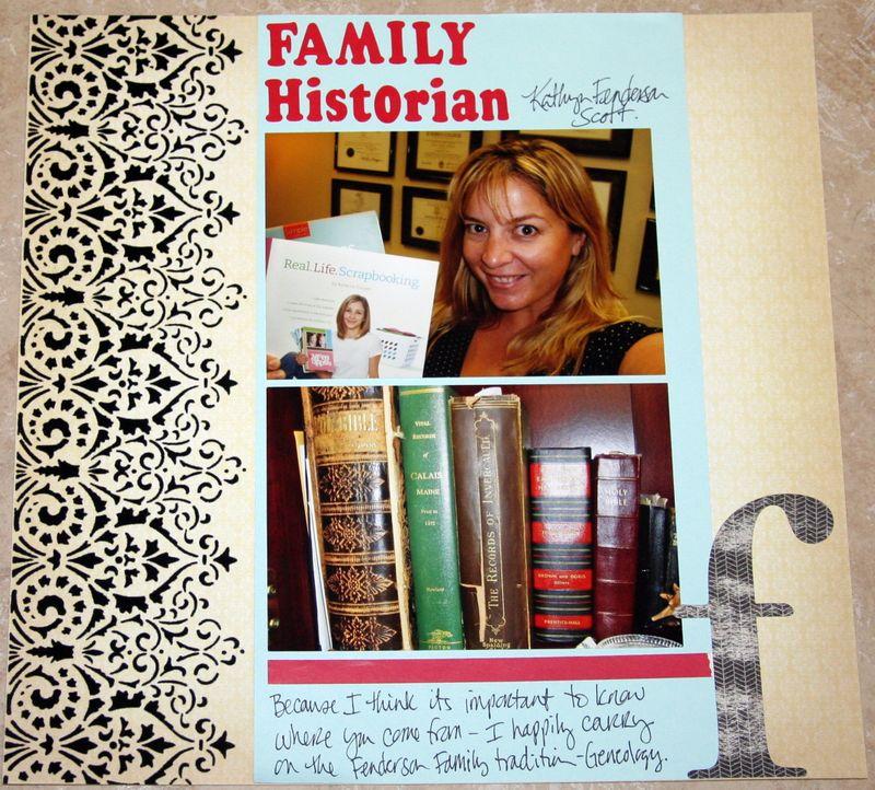Familyhistorian