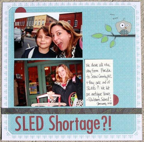 Shedshortage