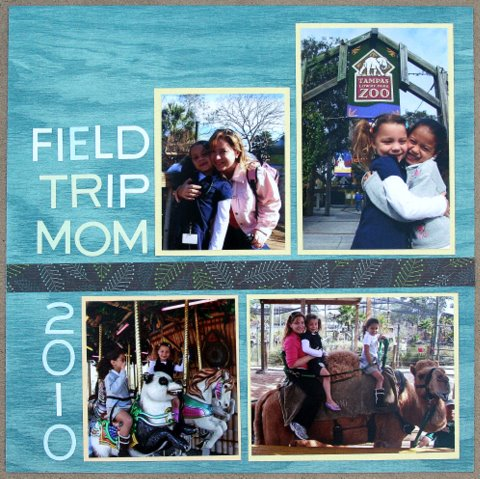 Fieldtrip mom
