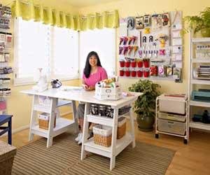 Scrapbook Room Ideas. Best Ideas About Scrapbook Rooms On ...
