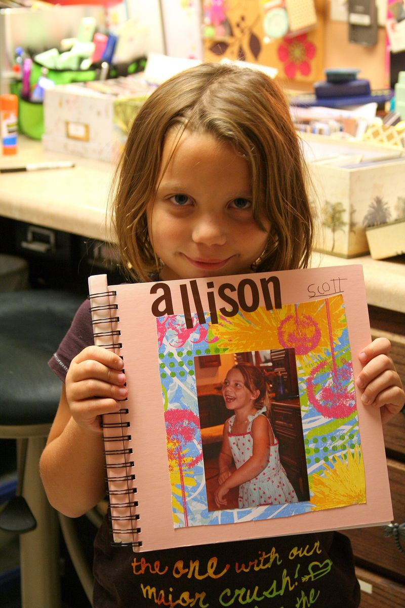 Allisonsbook