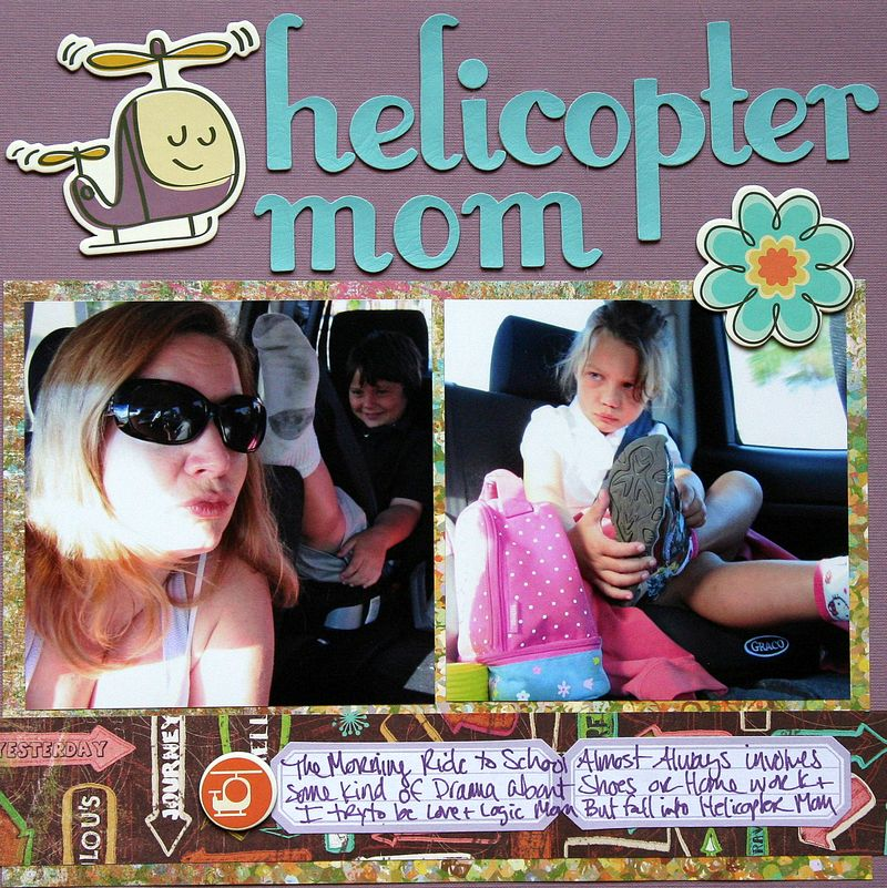 Helicoptermom