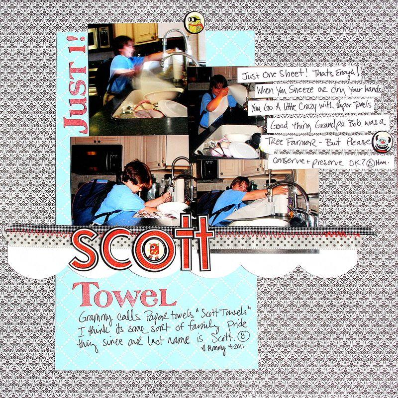 Scotttowel