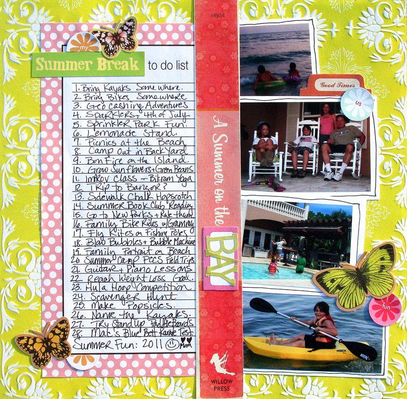 Summerlist2011