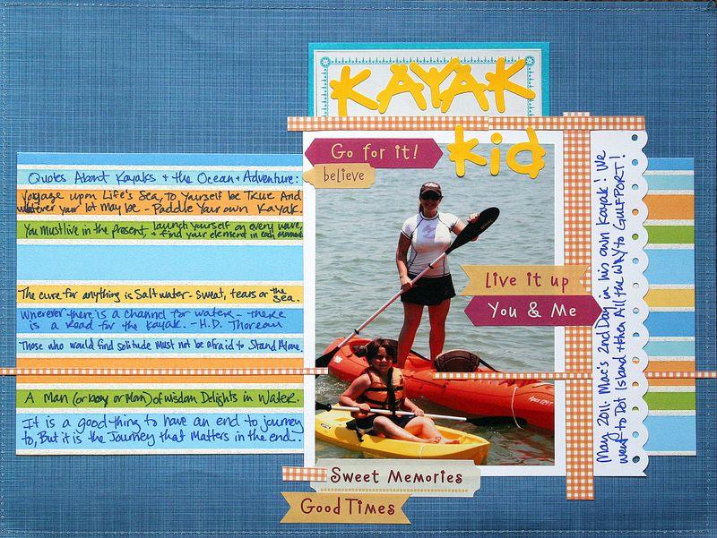 Kayakkid