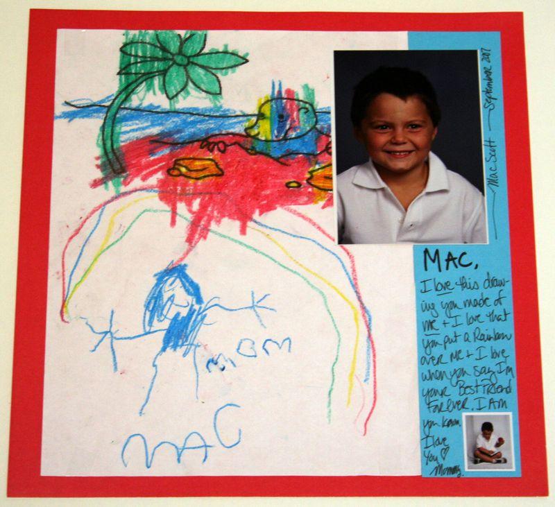 Macs mom drawing