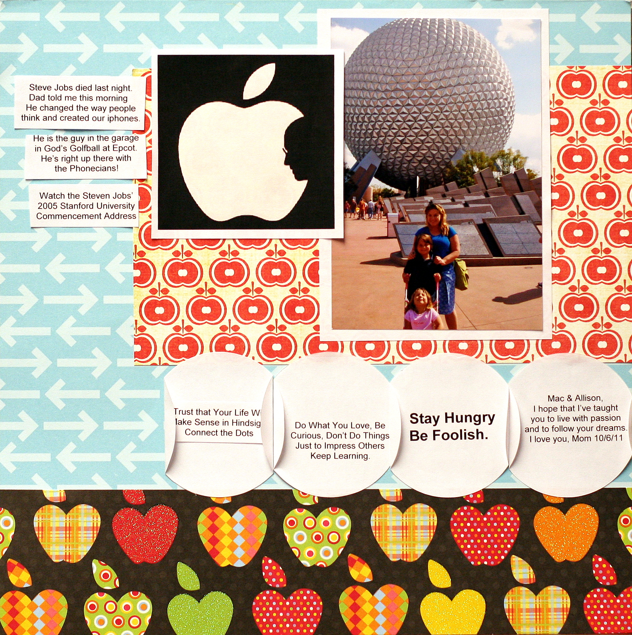 How to scrapbook on a mac - Stay Foolish