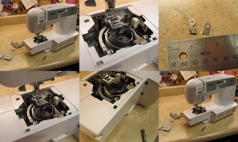Регулировка швейной машинки джаноме своими руками 1