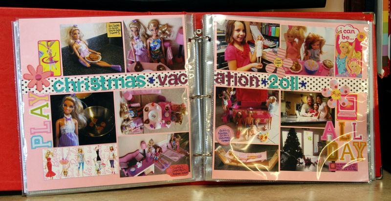 Barbiechristmasalbum