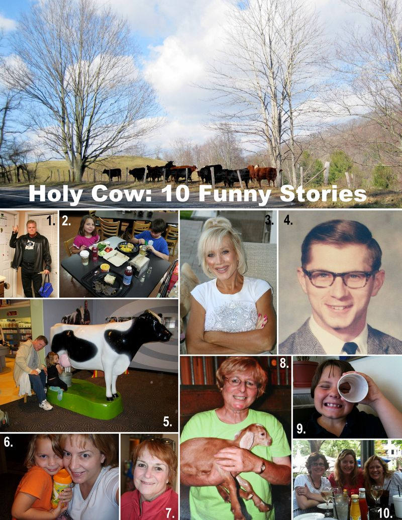 Cowcollage